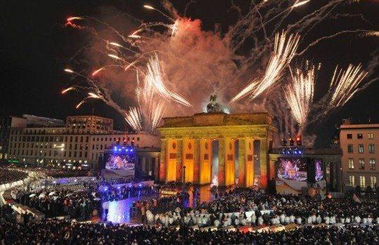 NYE extravaganza in Berlin (Photo credit: hostelbookers.com)