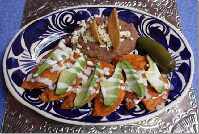 Enchiladas Potosinas (Photo Credit: gustausted.com)