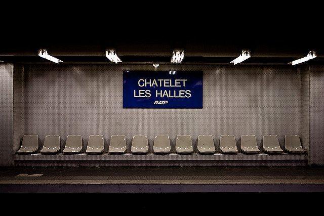 Deconstructed a guide to the 1st arrondissement in paris - Chatelet les halles paris ...