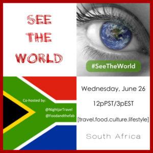 Week 12-South Africa