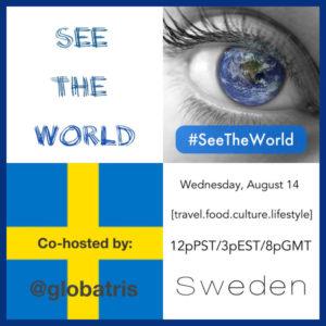 #SeeTheWorld Sweden
