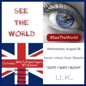 UK #Seetheworld