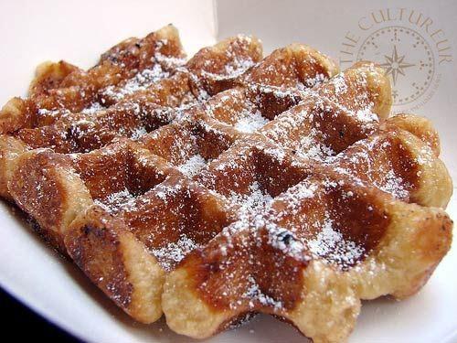 best waffle in brussels