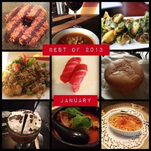 foodie january