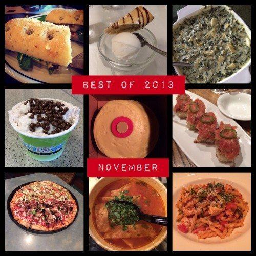 foodie november