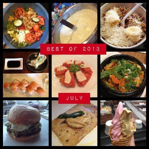 foodie july