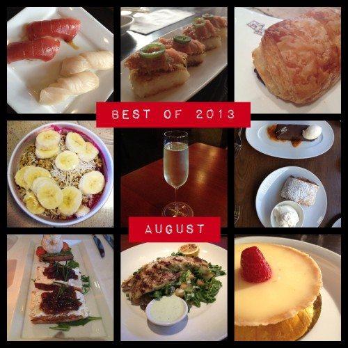 foodie august