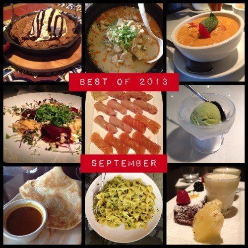 foodie september