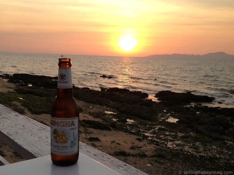 12. Singha Beer