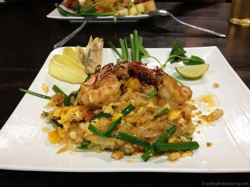 4. Pad Thai
