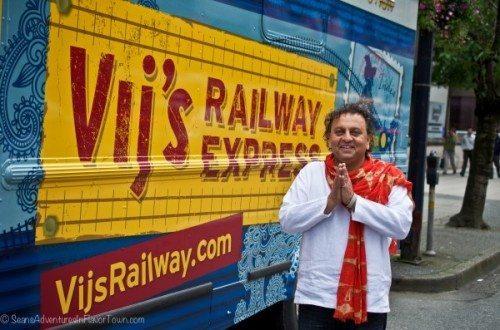 Vij railway canada