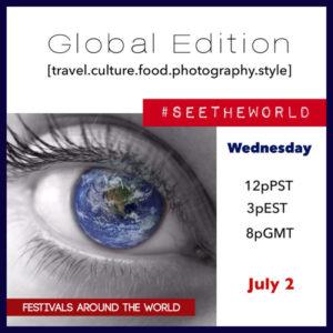 july #seetheworld