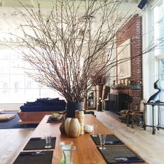 Travel, Wellness, Philanthropy, and Fashion at Donna Karan's Urban Zen in New York City