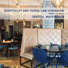 The Cultureur + University of Washington Present Inaugural Hospitality Law Symposium in Seattle, Washington
