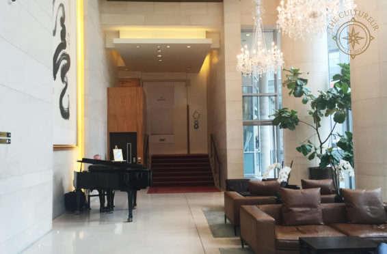 Shangri-La Vancouver luxury hotel